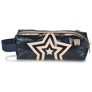 Bags Girl Pouches Citrouille et Compagnie CITELLE Marine / Pink