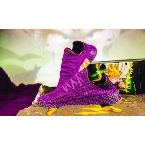 Shoes Low top trainers adidas Originals Deerupt Runner x DBZ