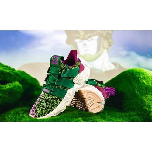 Shoes Low top trainers adidas Originals DBZ x Prophere Cell Sgreen/cgreen/core black