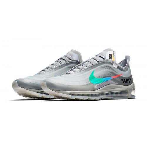 Shoes Low top trainers Nike Air Max 97 x Off Whte