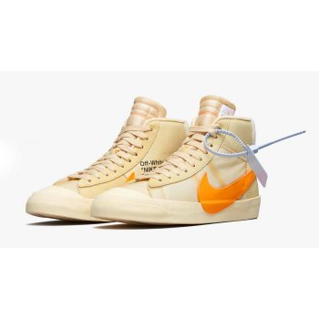 Shoes Hi top trainers Nike Blazer Mid x Off White