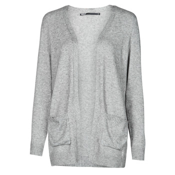 Clothing Women Jackets / Cardigans Only ONLLESLY Grey