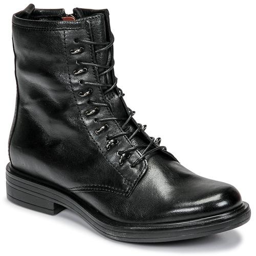 Shoes Women Mid boots Mjus CAFE Black