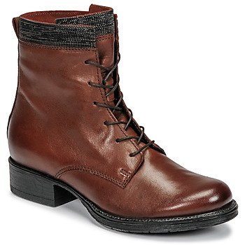 Shoes Women Mid boots Mjus NORTON Brown