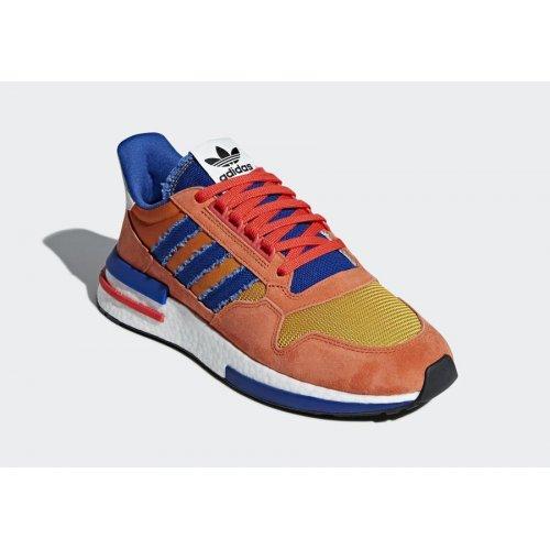 Shoes Low top trainers adidas Originals ZX Flux 500 RM x DBZ