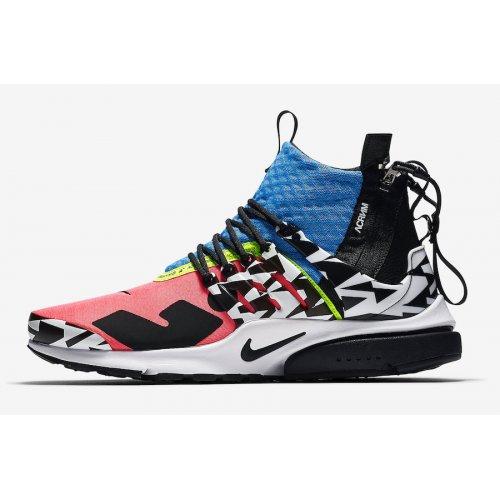 Shoes Hi top trainers Nike Air Presto Mid x ACRONYM