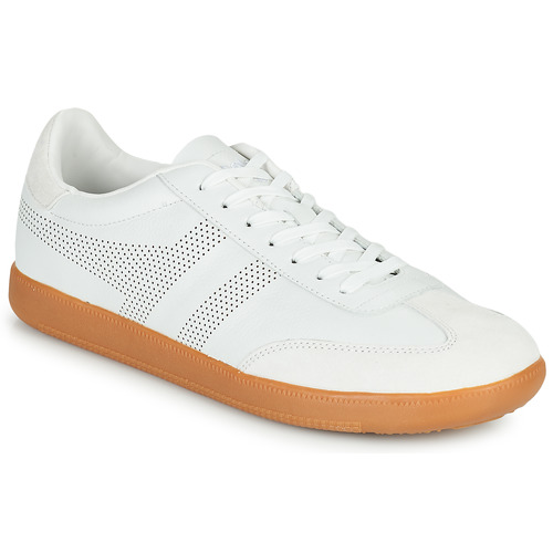 Shoes Men Low top trainers Gola ACE LEATHER White