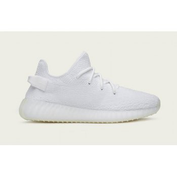 Shoes Low top trainers adidas Originals Yeezy Boost 350 V2 Creme White Cream White/Core White