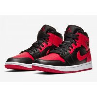 Shoes Hi top trainers Nike Air Jordan 1 Mid