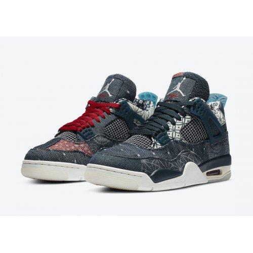 Shoes Hi top trainers Nike Air Jordan 4