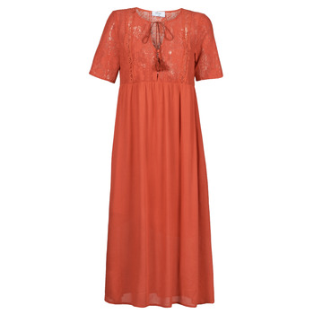 Clothing Women Long Dresses Betty London ORVILLE Rust