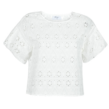 Clothing Women Tops / Blouses Betty London OCHERIE White