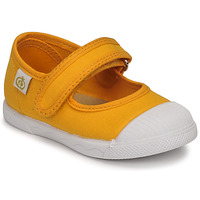 Shoes Girl Flat shoes Citrouille et Compagnie APSUT Yellow