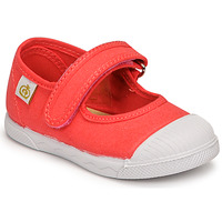 Shoes Girl Flat shoes Citrouille et Compagnie APSUT Watermelon