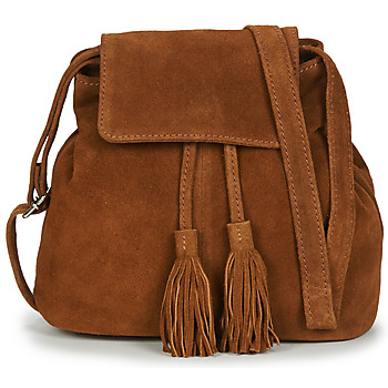 Bags Women Shoulder bags Betty London OUSIE Cognac