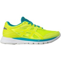 Shoes Women Running shoes Asics Gel Feather Glide 4 White, Celadon, Turquoise