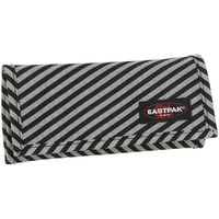Bags Women Wallets Eastpak Runner Single Wallet Black, Grey