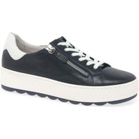 Shoes Women Low top trainers Gabor Quench Womens Casual Trainers blue