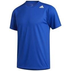 Clothing Men Short-sleeved t-shirts adidas Originals Flspr Z FT 3STRIPES Blue