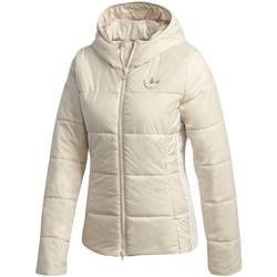 Clothing Women Duffel coats adidas Originals Slim Jacket Cream