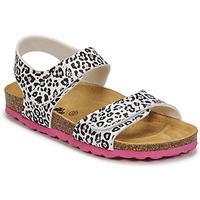 Shoes Girl Sandals Citrouille et Compagnie BELLI JOE Leopard