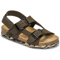 Shoes Boy Sandals Citrouille et Compagnie KELATU Kaki