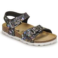 Shoes Girl Sandals Citrouille et Compagnie RELUNE Black