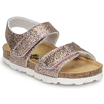 Shoes Girl Sandals Citrouille et Compagnie BELLI JOE Multicoloured