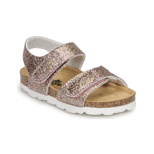 Shoes Girl Sandals Citrouille et Compagnie BELLI JOE Multicoloured