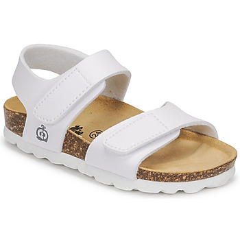 Shoes Children Sandals Citrouille et Compagnie BELLI JOE White