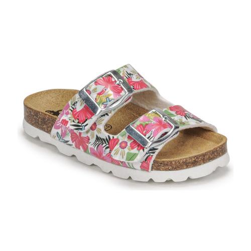Shoes Girl Mules Citrouille et Compagnie MISTINGUETTE Multicoloured