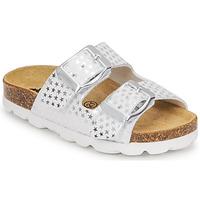 Shoes Girl Mules Citrouille et Compagnie MISTINGUETTE White / Etoile