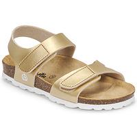 Shoes Girl Sandals Citrouille et Compagnie BELLI JOE Gold