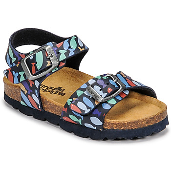 Shoes Boy Sandals Citrouille et Compagnie RELUNE Multicolour