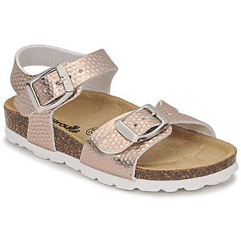 Shoes Girl Sandals Citrouille et Compagnie RELUNE Bronze