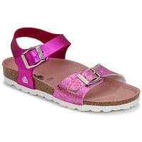 Shoes Girl Sandals Citrouille et Compagnie RELUNE Pink