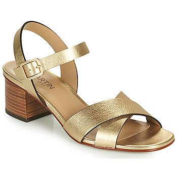 Shoes Women Sandals JB Martin OXIA Gold