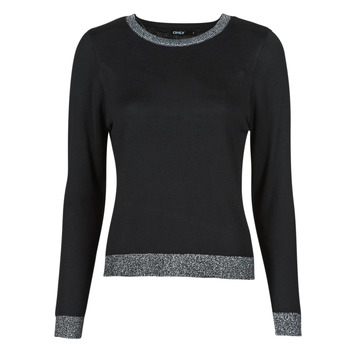 Clothing Women Jumpers Only ONLCHERRY Black