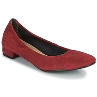 Shoes Women Flat shoes JB Martin OLYMPS Red