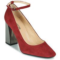 Shoes Women Heels JB Martin XEBRA Red