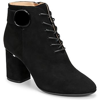 Shoes Women Ankle boots JB Martin VIGGY Black