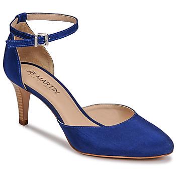 Shoes Women Heels JB Martin HANOR-2C Marine