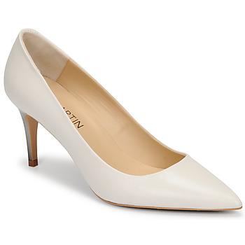 Shoes Women Heels JB Martin ADELYS Nappa / Natural