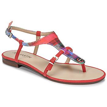 Shoes Women Sandals JB Martin GAELIA Red