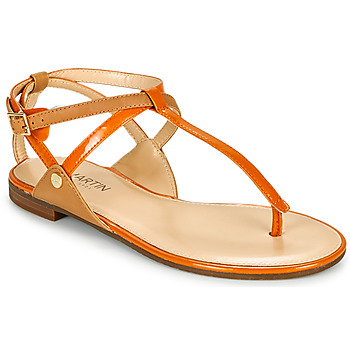 Shoes Women Sandals JB Martin GENIE Arancio