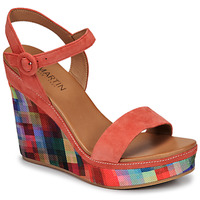 Shoes Women Sandals JB Martin LIVE Multicoloured