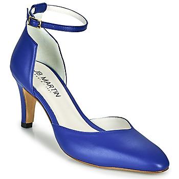 Shoes Women Heels JB Martin NATACHA Blue