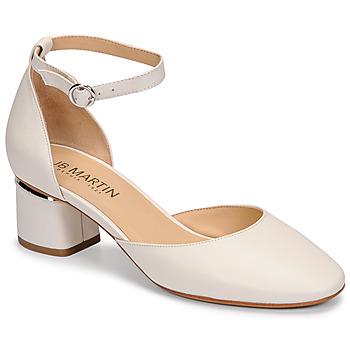 Shoes Women Heels JB Martin TARAH Nappa / Natural