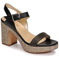 Shoes Women Sandals JB Martin XEPIA Black