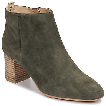 Shoes Women Ankle boots JB Martin ALIZE Olive